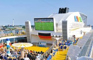 AIDA Volltreffer: Das Tippspiel zum Fußball-Sommer