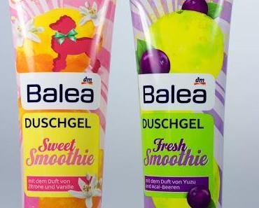 Balea Duschgel // Sweet Smoothie & Fresh Smoothie