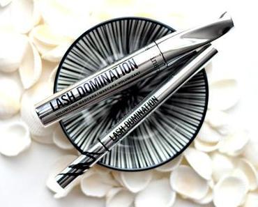 bareMinerals Lash Domination Volumnizing Mascara & Lash Domination Ink Liner