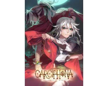 Manga Review: Carciphona Band 1