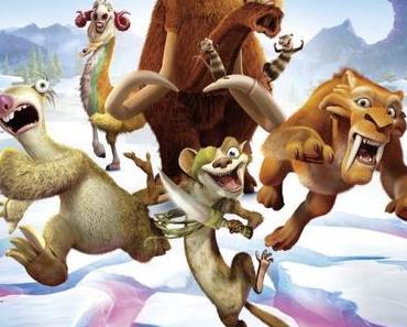 Ice Age: Vollgas auf Kollisionskurs