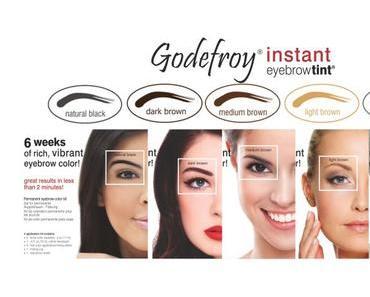 Godefroy® instant eyebrowtint™