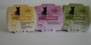 Catz Finefood Mousse || Futtertest