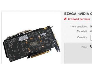 Falsche NVidia-Grafikkarten aus China bei Amazon und Ebay