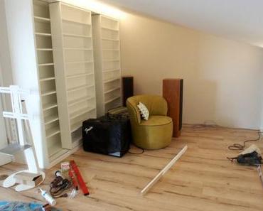 Umbau Dachstudio – Bautagebuch – Teil 8.1