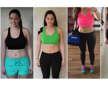 FITNESS | 365 Tage später, 14kg weniger und 2 Kleidergrößen kleiner - ein Rückblick