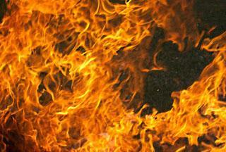 Nibelungen Sage 25/28 | Wie Kriemhild Feuer an den Saal legen ließ