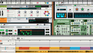 Tausend neue Sounds Audio Workstation Reason