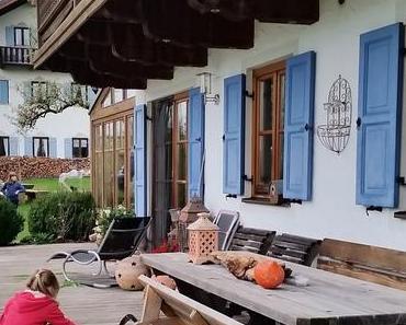 Urlaub mit der Familie im Chiemgau und viele schöne Impressionen