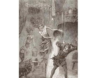 Der Zauberlehrling | Ballade von Johann Wolfgang Goethe