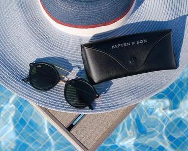 Die perfekte Sonnenbrille von Kapten & Son