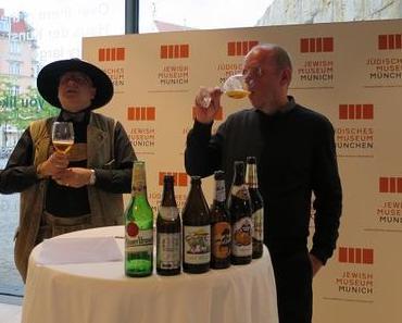 Bierverkostung im Jüdischen Museum München