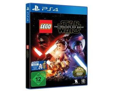"""Mit """"LEGO Star Wars: Das Erwachen der Macht"""" die Galaxie in Bausteine verwandeln"""