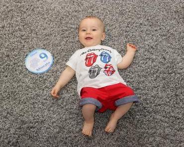 Baby Oliver 9 Monate