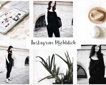 Instagram Rückblick Juni 2016