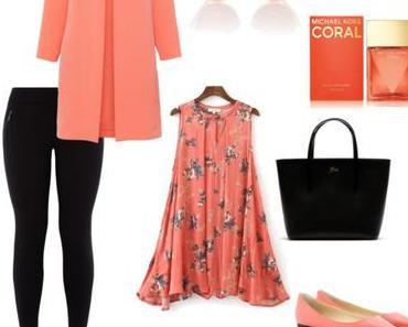 #Fashion; Coral Week