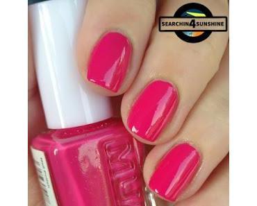 [Nails] Lacke in Farbe ... und bunt! PINK mit MUA Bright Pink