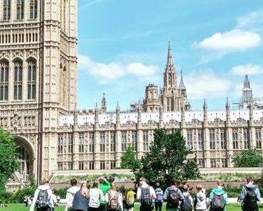 Gartenparty beim Buckingham Palace. London #4