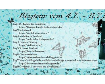 """Blogtour """"Die Farben des Verzeihens""""– Thema Bipolare Störung"""