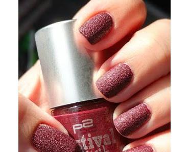 [Nails] p2 Festival Spirit set em' free nail polish 040 #fantastic