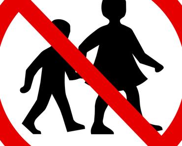 Das kontroverse Thema: Kinderfreie Zonen