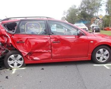 Tödlicher Motorradunfall Madfeld