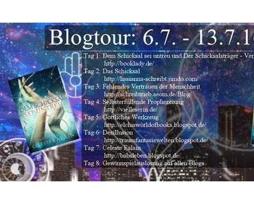 "Blogtour ""Schicksalsreihe"" - Thema heute: Selbsterfüllende Prophetzeihung"