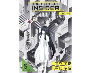 """""""The Perfect Insider"""" – Vol. 2 erscheint am 9. September"""