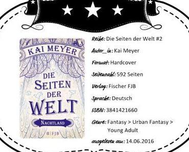 Kai Meyer – Nachtland