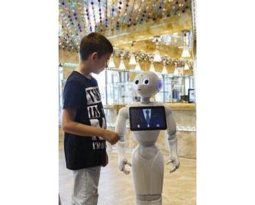 Costa Kreuzfahrten News: Roboter Pepper geht an Bord der Costa Diadema