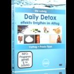 Start unserer Videokurs-Reihe: Daily Detox – effektiv Entgiften im Alltag (Online-Videos & DVD)!
