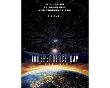 Filmkritik: «Independence Day: Wiederkehr» (seit dem 14. Juli 2016 im Kino)