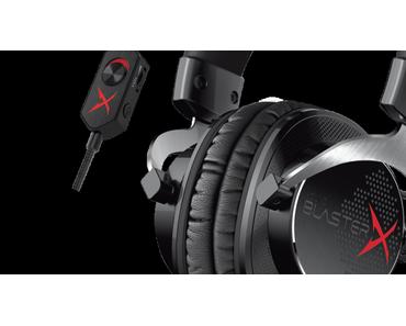 Sound BlasterX H5 von Creative