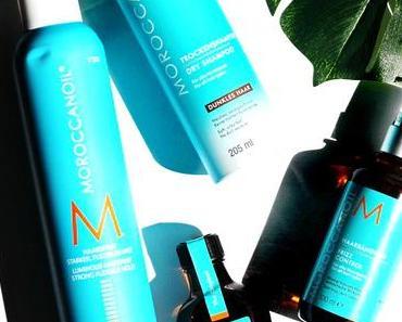Moroccanoil Trockenshampoo & Sommer-Haarpflege