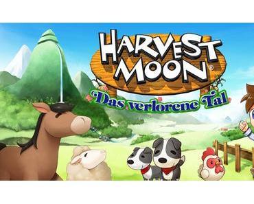 Game Review: Harvest Moon: Das verlorene Tal