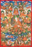 Guru Rinpoche und Guru-Yoga