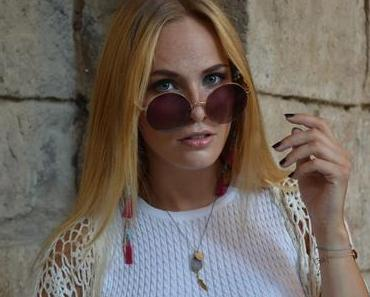 Shopping: Circle Circle - Round Shaped Sunglasses