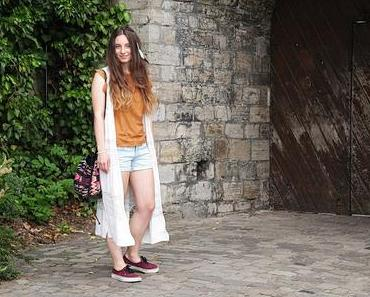 [Outfit] Ich und meine weiße Weste