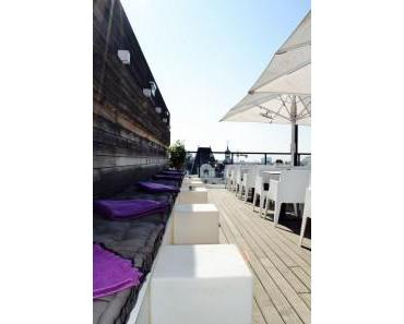 Genussvoll relaxen in luftigen Höhen- Rooftop Bar Bloom