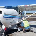 Abenteuer Buschpilot: Auf Flugsafari im Okavango Delta