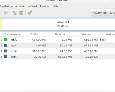 RaspAnd 6.0.1: Android 6.0.1 für den Raspberry Pi