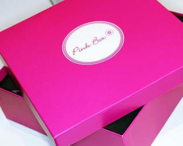 Pinkbox vom Juni 2016