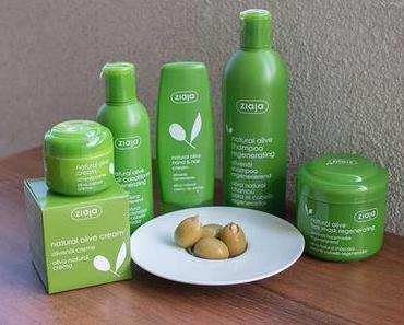 Ziaja Natural Olive Produkte