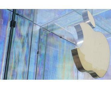 Apple trotz massiver Einbrüche nicht abgestraft
