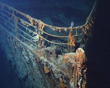 """Der dramatische Untergang der """"Titanic"""" in Echtzeit – ohne Jack und Rose"""