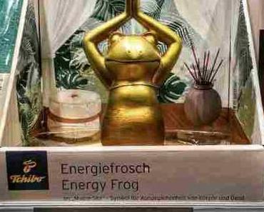Energiefrosch