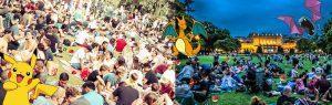 Wiener Stadtpark von Pokémon Go Spielern besetzt