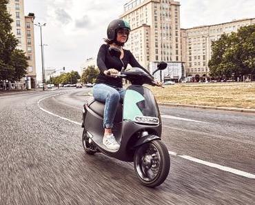 Coup: Bosch startet eScooter-Sharingdienst in Berlin
