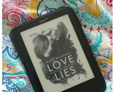[Books] LOVE & LIES (1) - Alles ist erlaubt von Molly McAdams