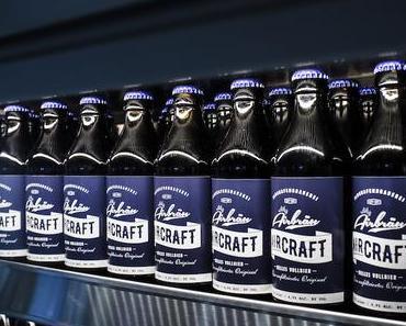 """Flughafen-Brauerei Airbräu: handgebraute neue Eigenkreation """"Aircraft Beer"""""""